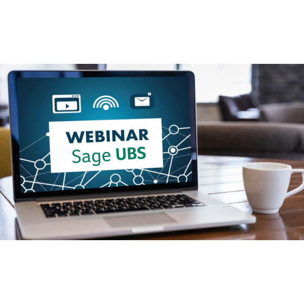 Sage UBS Webinar (May and June 2020)