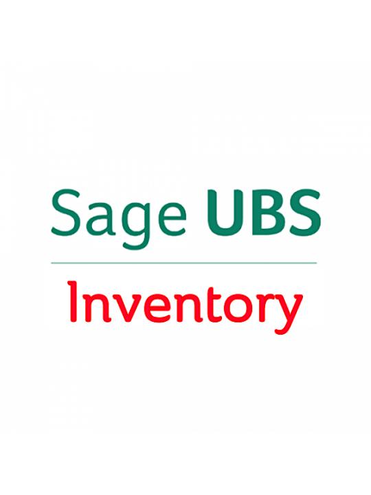 UBS Inventory Software (Single User) International Version