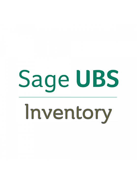 UBS Inventory Software (Single User) Latest Version