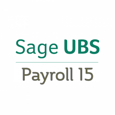 UBS Payroll 15 Software (Single User) Latest Version